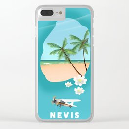 Nevis Clear iPhone Case