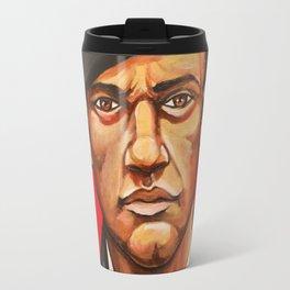 "Huey Newton ""Revolutionary"" Travel Mug"