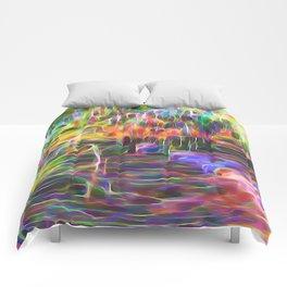 Inspirational Flow Comforters