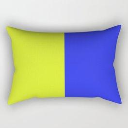 K is for KILO Rectangular Pillow