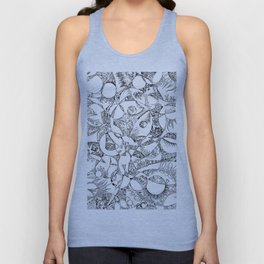 ' Chaoz Circlez ' By: Matt Crispell Unisex Tank Top