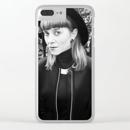 Old is the New Young Clear iPhone Case