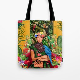 Holly Grace Tote Bag