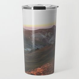 View from Wetterhorn Peak Travel Mug