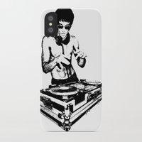 tony stark iPhone & iPod Cases featuring Tony Stark by E30M52B25