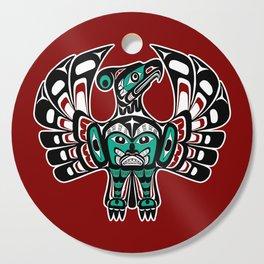 Northwest Pacific coast Haida art Thunderbird Cutting Board