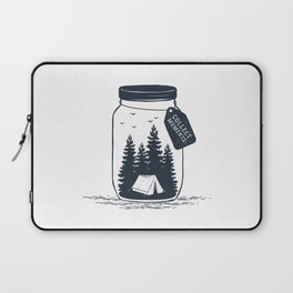 Nature. Collect Moments. Laptop Sleeve
