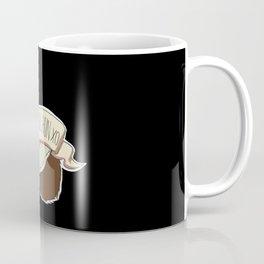 Coconut Oil Black Coffee Mug
