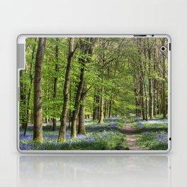 Bluebell Walk Laptop & iPad Skin
