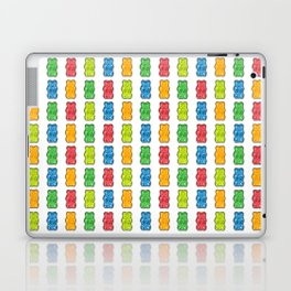 Rainbow Gummy Bears Laptop & iPad Skin