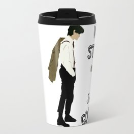 Doctor- Stories Travel Mug