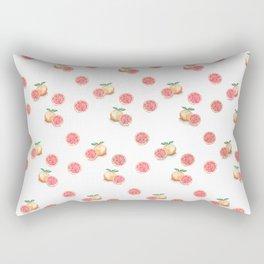 Grapefruit Pattern Rectangular Pillow