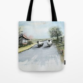 None Shall Pass Tote Bag