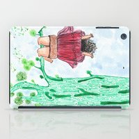 let it go iPad Cases featuring LET GO! by Pritika Mathur