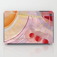 wedding iPad Cases featuring Wedding Lights by angela deal meanix
