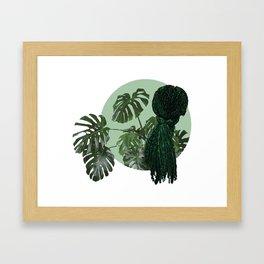 Fresh Framed Art Print