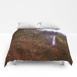 Latourell Falls - OR #1 Comforters