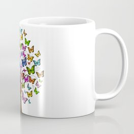 Butterfly tree Coffee Mug