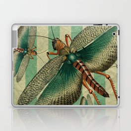 5 Grasshoppers Laptop & iPad Skin