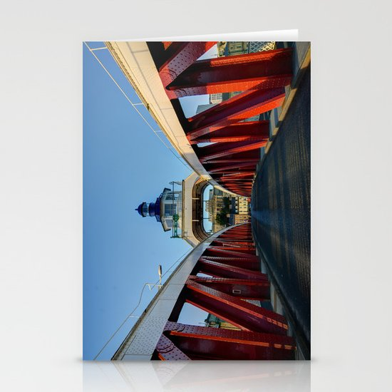 Low Level Bridge Stationery Cards