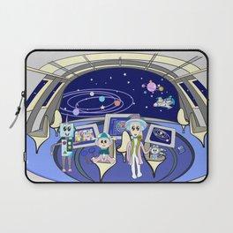 Aboard Stardust Laptop Sleeve