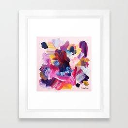 Just Beginning Framed Art Print