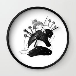 Our battle. Wall Clock