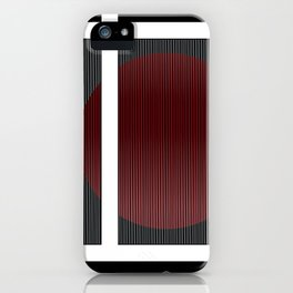 Esfera Caracas iPhone Case