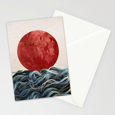 Sunrise in Japan Stationery Cards