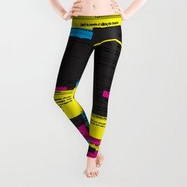 Designer Dialogues PS1 Leggings