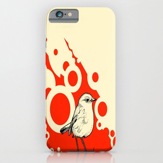 Red Robin iPhone & iPod Case