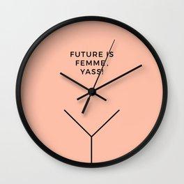 FIFY! Wall Clock