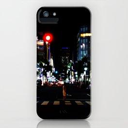 City Nights iPhone Case