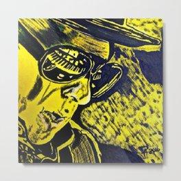"""""""Sir Van - The Man""""  Metal Print"""