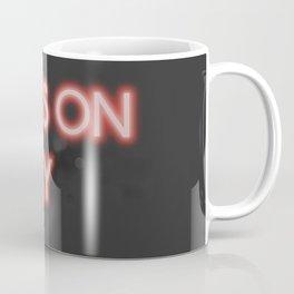 Neon - Always on my way Coffee Mug