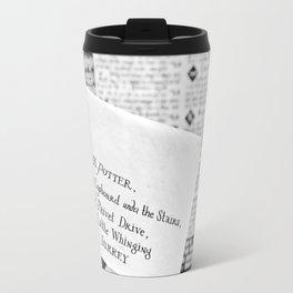 Mail for Harry Potter Travel Mug