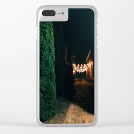 Starlight Starbright Clear iPhone Case