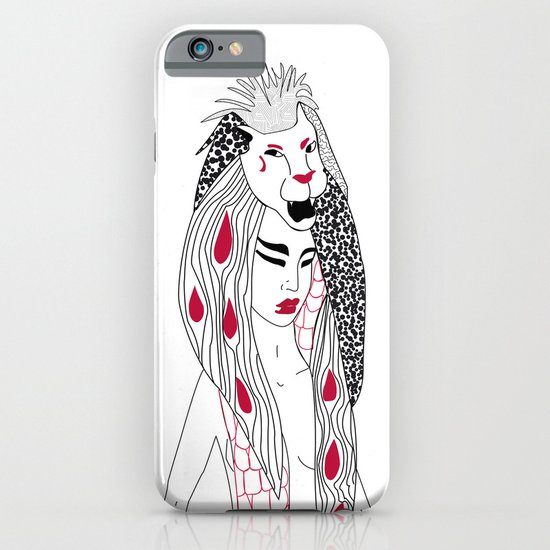 Leo / 12 Signs of the Zodiac iPhone & iPod Case