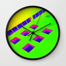 Krankenhaus Five Wall Clock