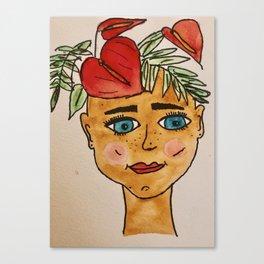 Hawie Canvas Print
