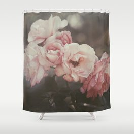 Aunt Mary's roses Shower Curtain