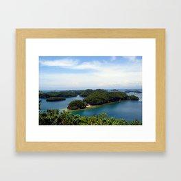 Hundred Islands, Philippines 01 Framed Art Print