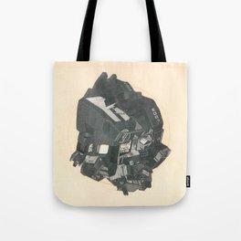 Robot Stylus Tote Bag