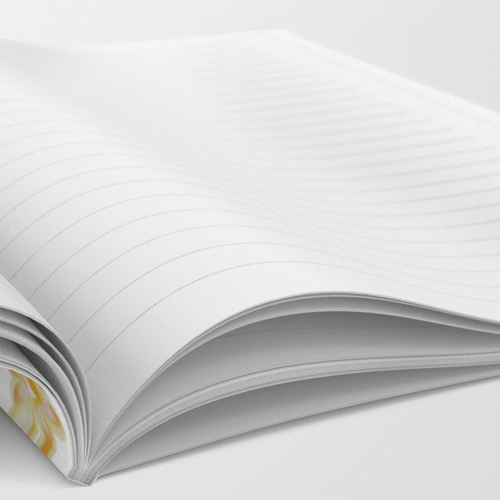 Golden Daisy Notebook