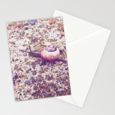 Escargot Stationery Cards
