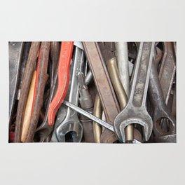 old tools Rug