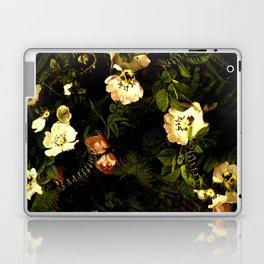 Floral Night III Laptop & iPad Skin