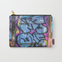 Painted Doorway Carry-All Pouch