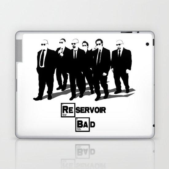 Reservoir Bad Laptop & iPad Skin