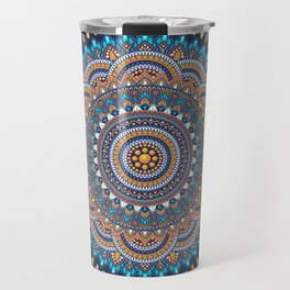 Shine mandala Travel Mug
